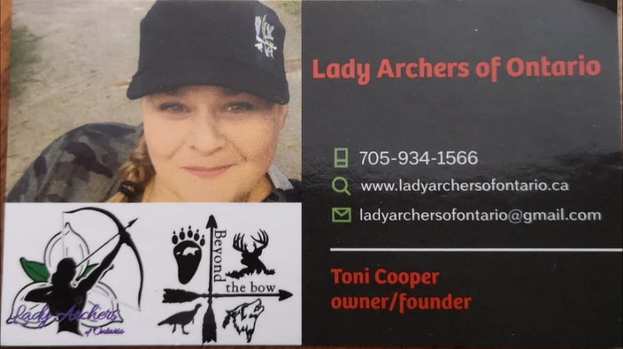 Lady Archers of Ontario