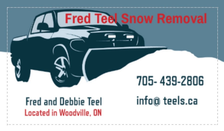 Fred Teel Snow Removal